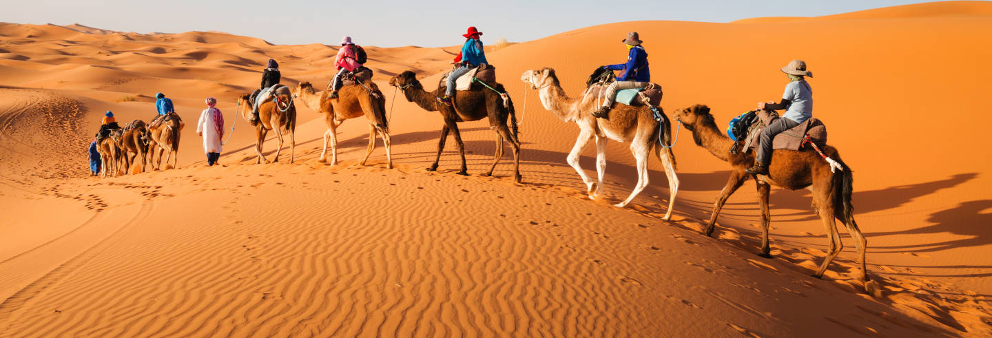 Private 8 Day Tour of Morocco