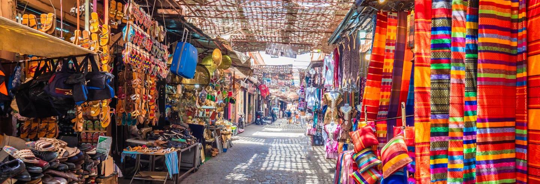 Tour storico di Marrakech