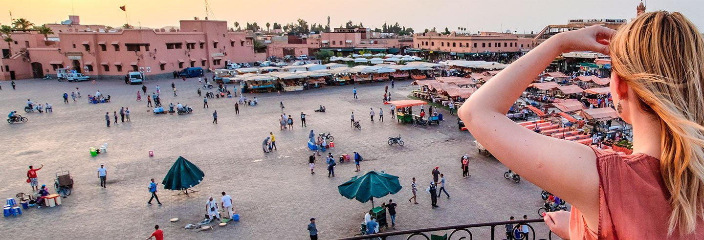 Tour privado por Marrakech ¡Tú eliges!
