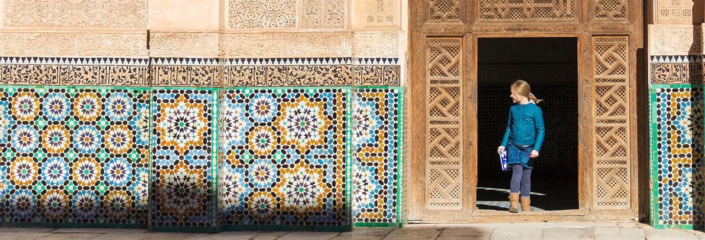 Visite guidée dans la Médina de Marrakech