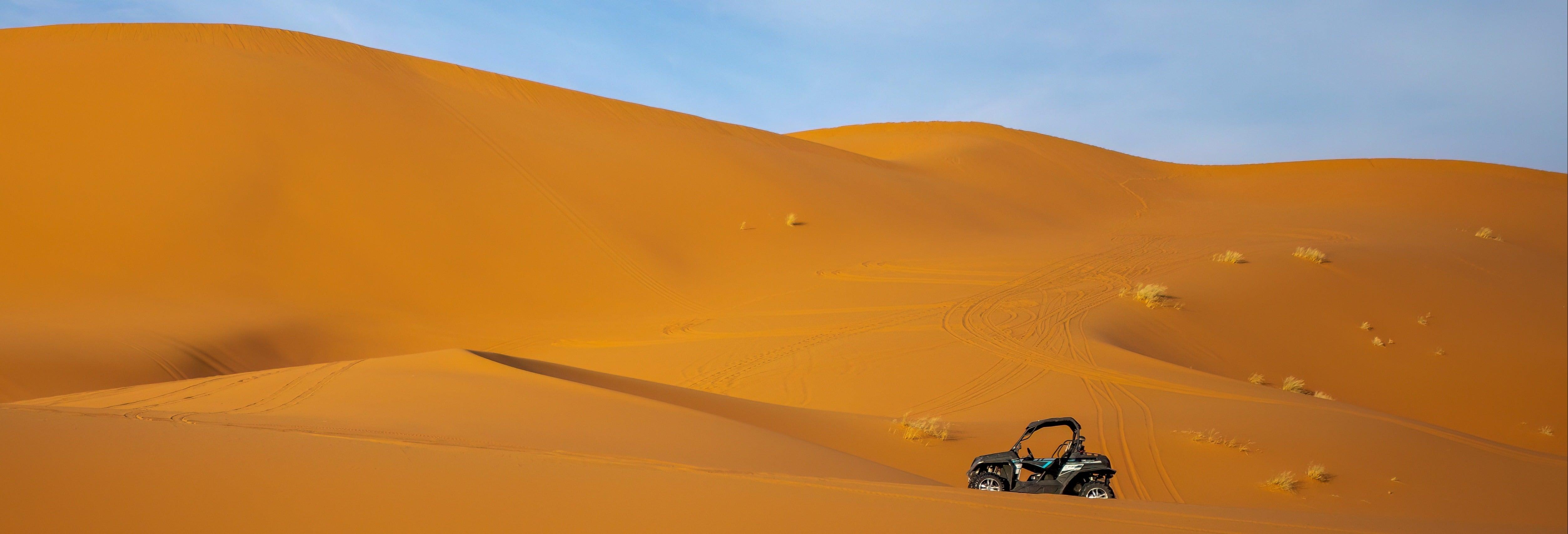 Tour en buggy por el desierto de Merzouga