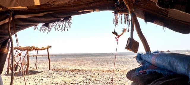 Tour por el desierto y visita a Khamlia
