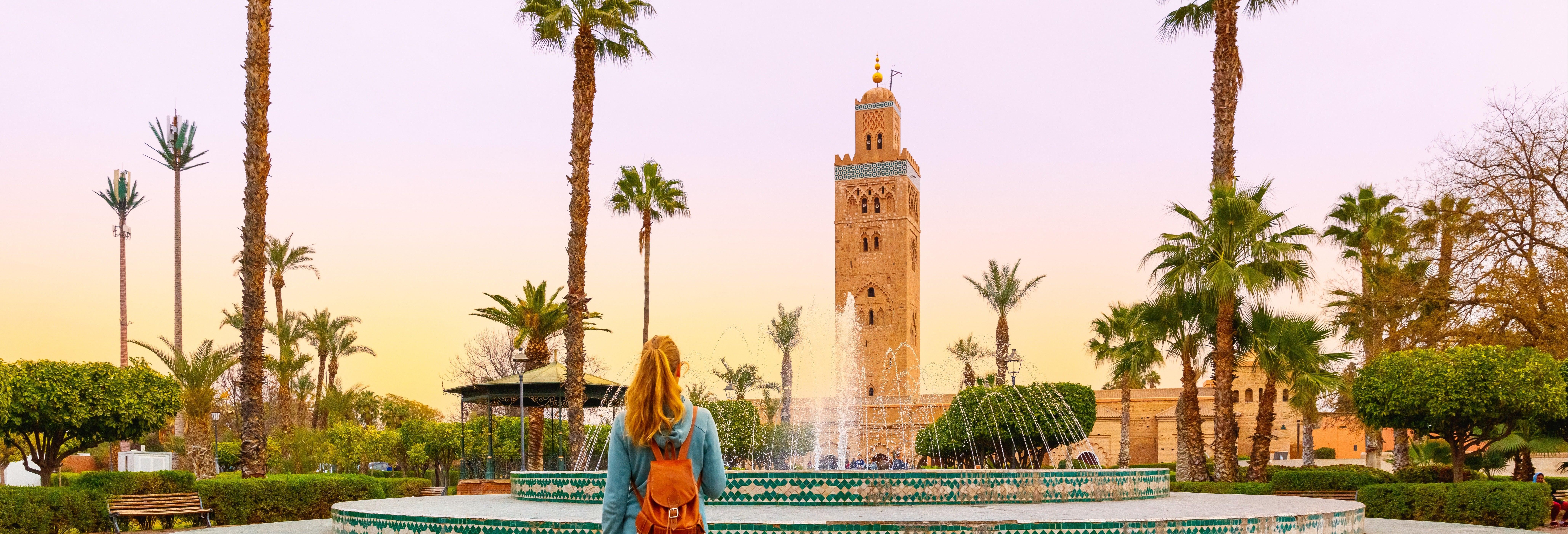 Circuito de 8 días por Marruecos
