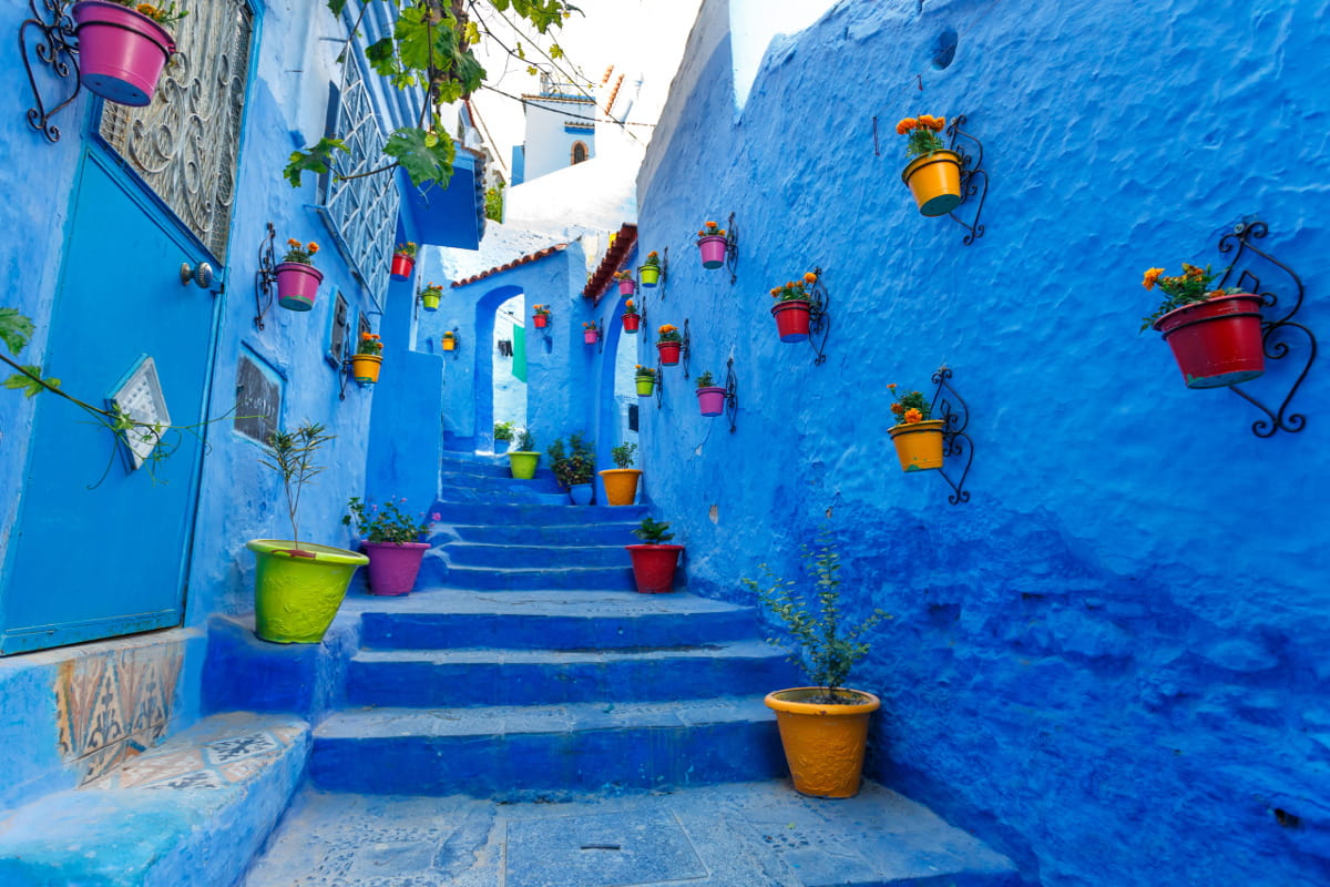 Image result for Chefchaouen""