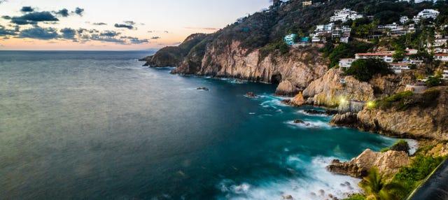 Paseo en barco por Acapulco
