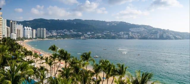 Visita guiada por Acapulco