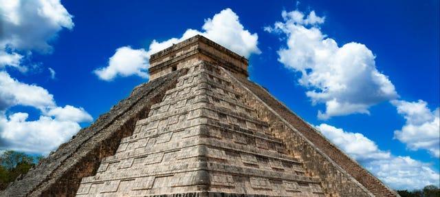 Excursión a Chichén Itzá y cenote maya