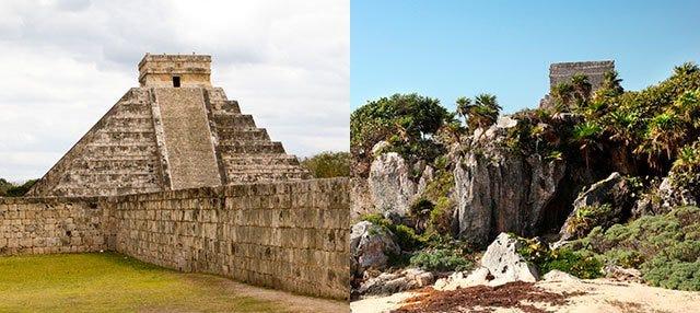Oferta: Chichén Itzá + Tulum en dos días