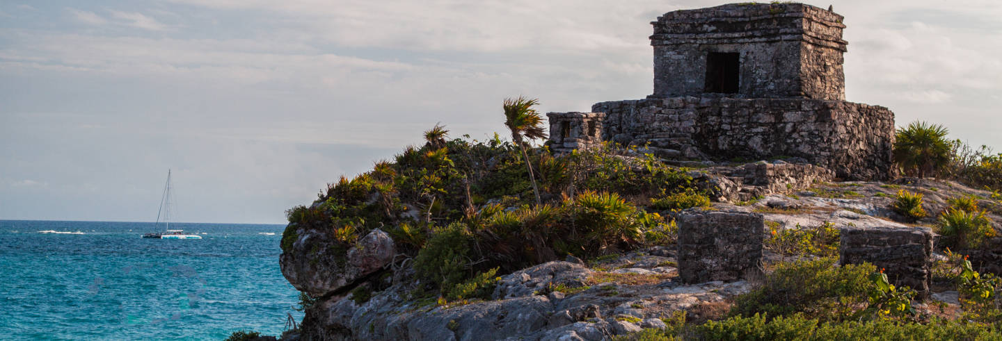 Tulum Ruins Sunset Tour