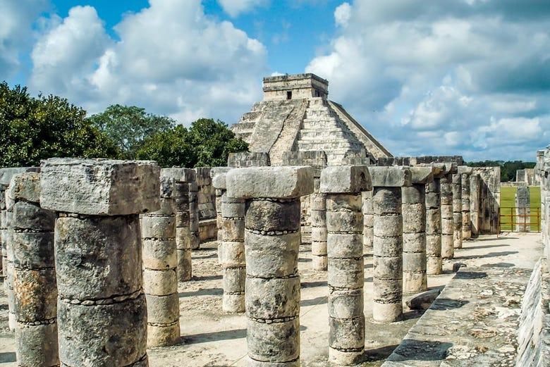 ,Tulum + Chichen Itza,Excursión a Chichén Itzá,Excursion to Chichén Itzá,Excursión a Tulum,Excursion to Tulum