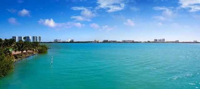 Parasailing em Cancún