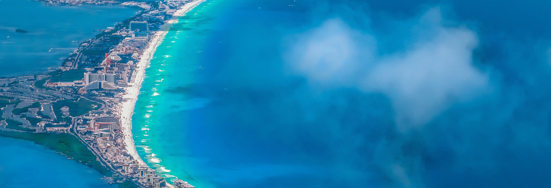 Visita guiada por Cancún