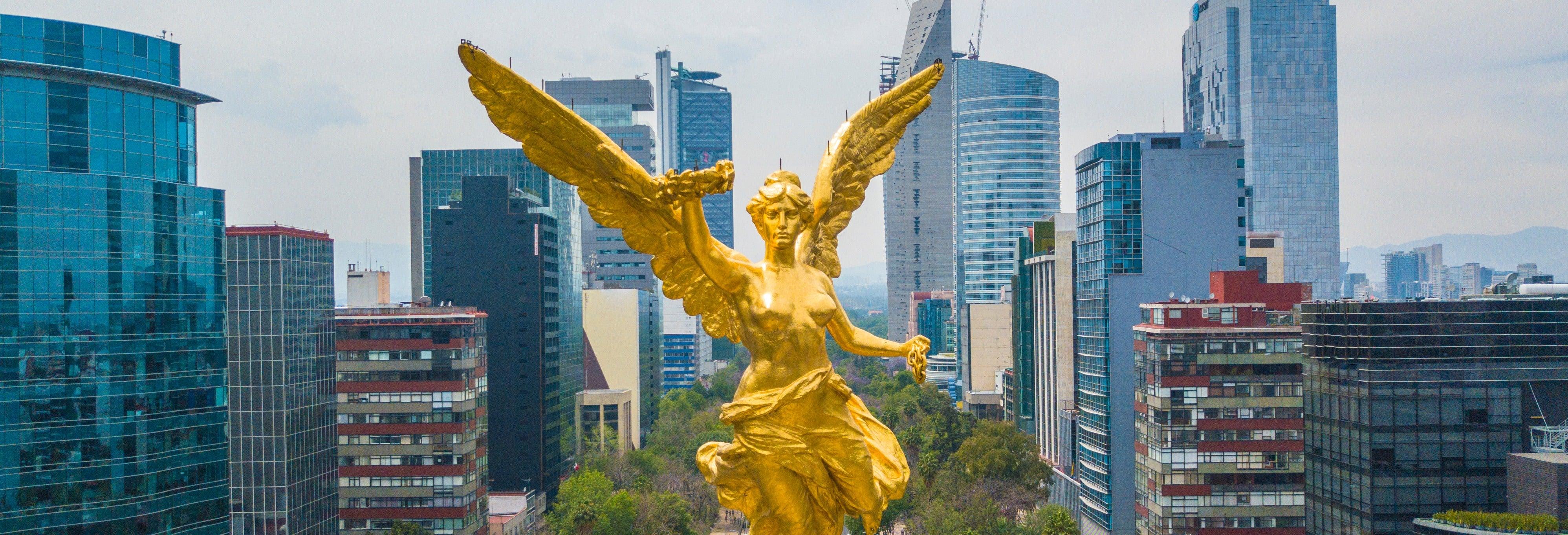 Autobús turístico de la Ciudad de México