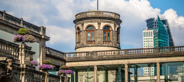Oferta: Castillo de Chapultepec + Museo de Antropología