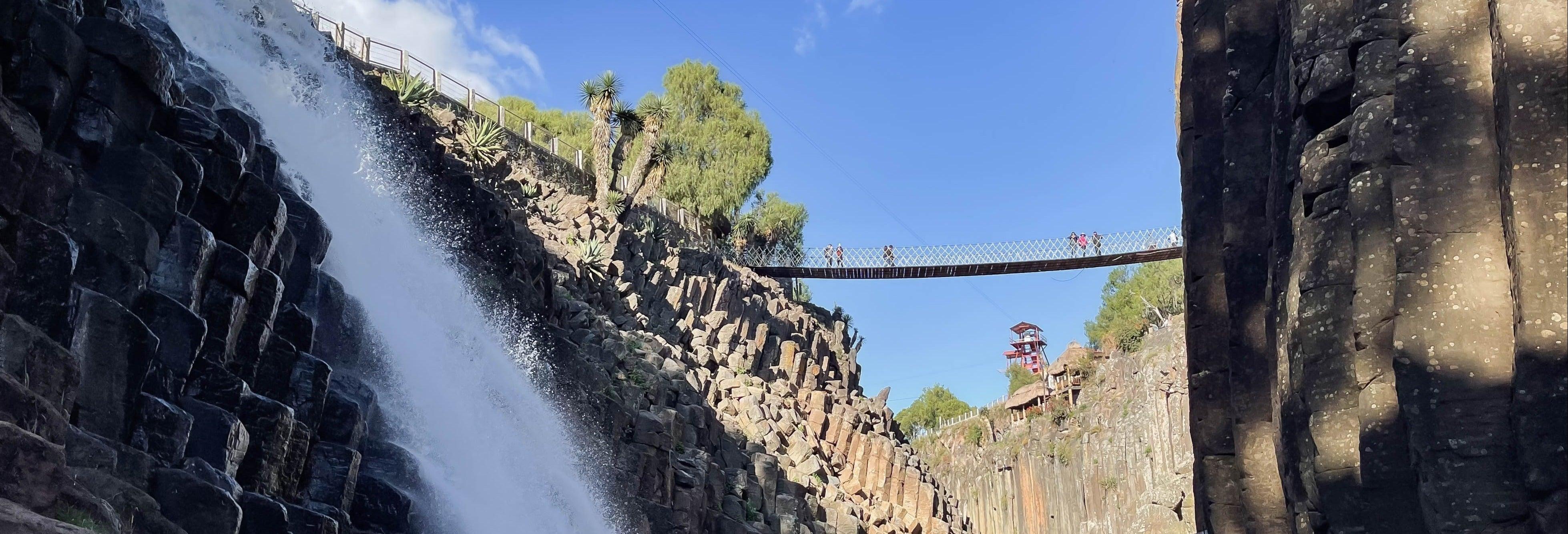 Excursion à Real del Monte et aux Prismes basaltiques