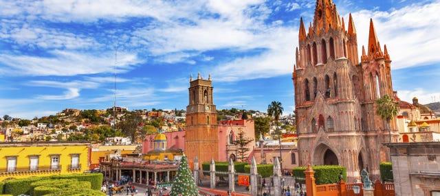 Excursión a San Miguel de Allende