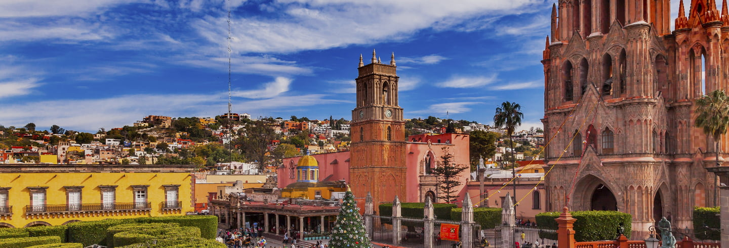 Day Trip to San Miguel de Allende