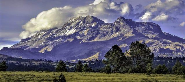 Excursión a los volcanes Popocatépetl e Iztaccíhuatl
