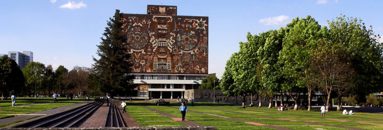 Free tour pela Cidade Universitária. Grátis!