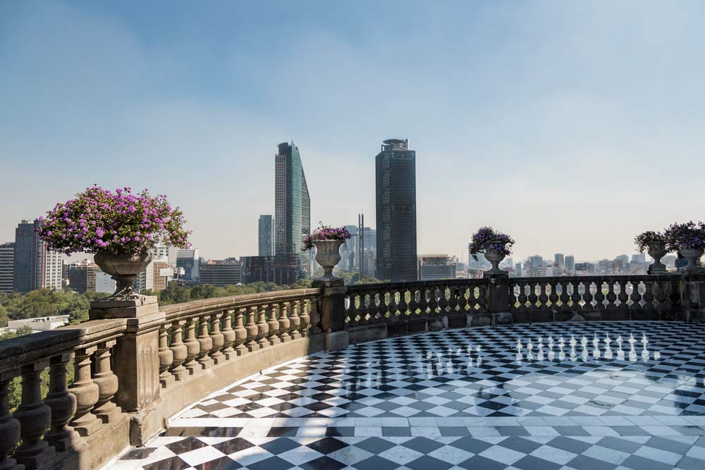 Offer Chapultepec Castle National Anthropological Museum
