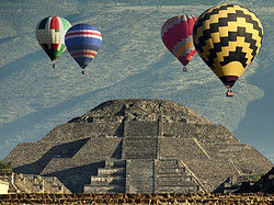 ,Excursion to Teotihuacan
