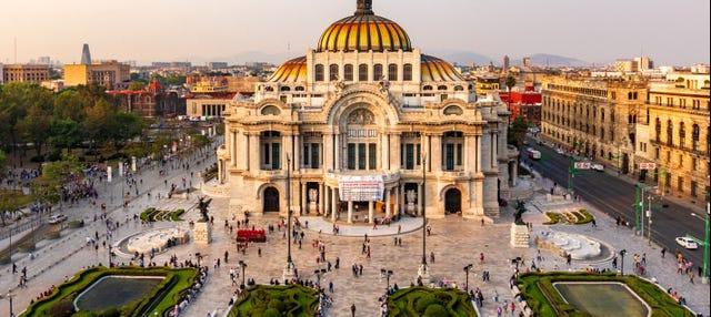 Tour de la Ciudad de México al completo