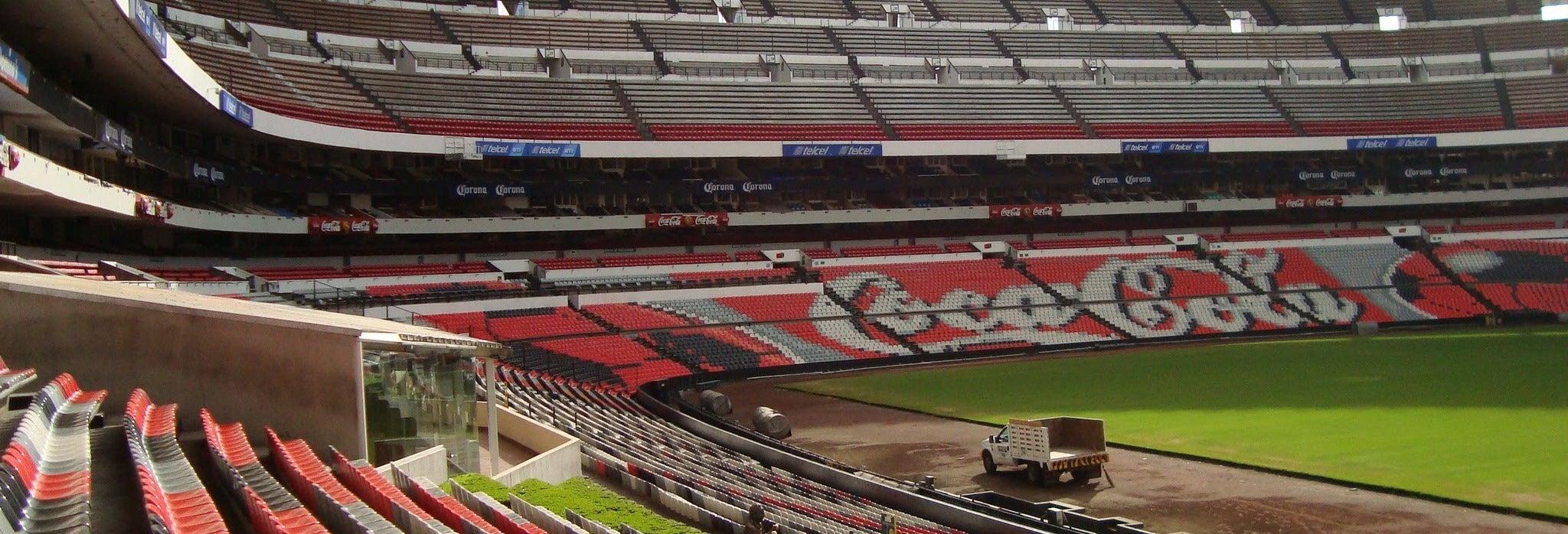 Tour del Estadio Azteca