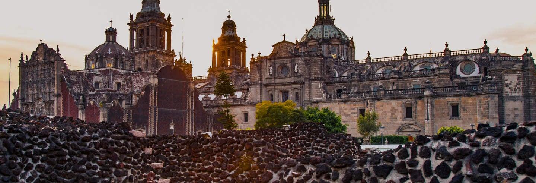 Visita guiada por Ciudad de México