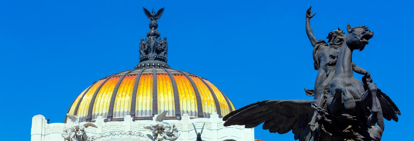 Guided Tour of Mexico City