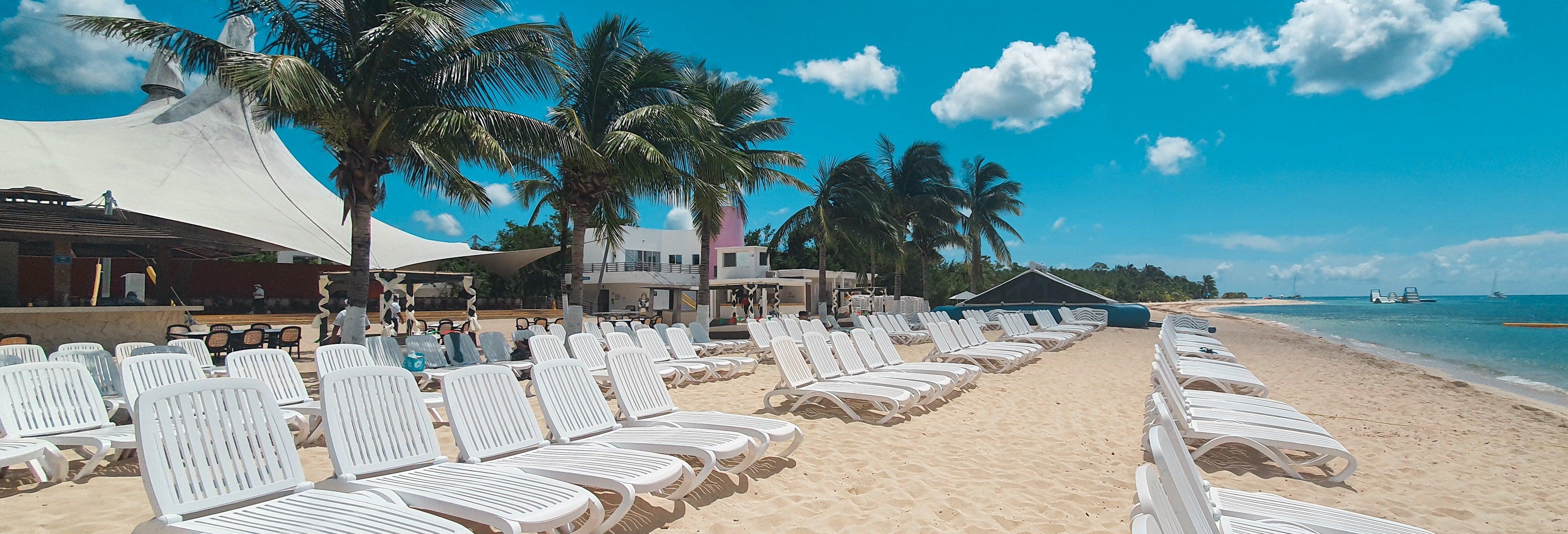 Excursion sur une plage privée + Snorkeling