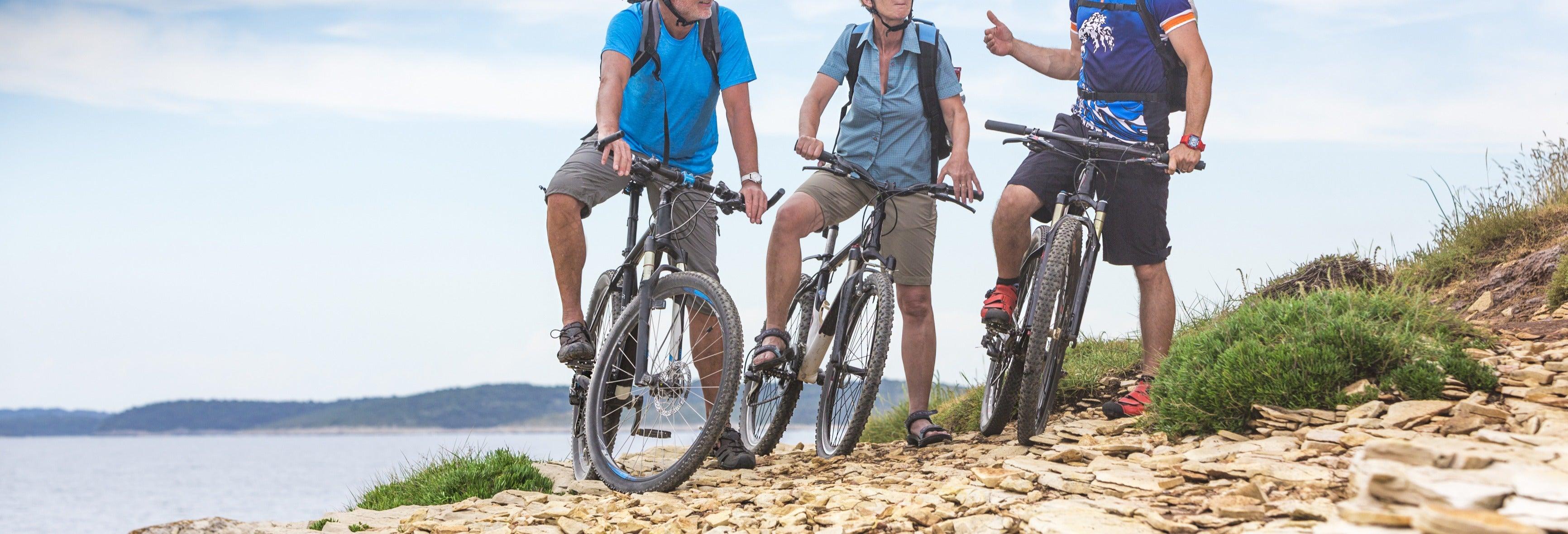 Balade à vélo électrique dans Cozumel