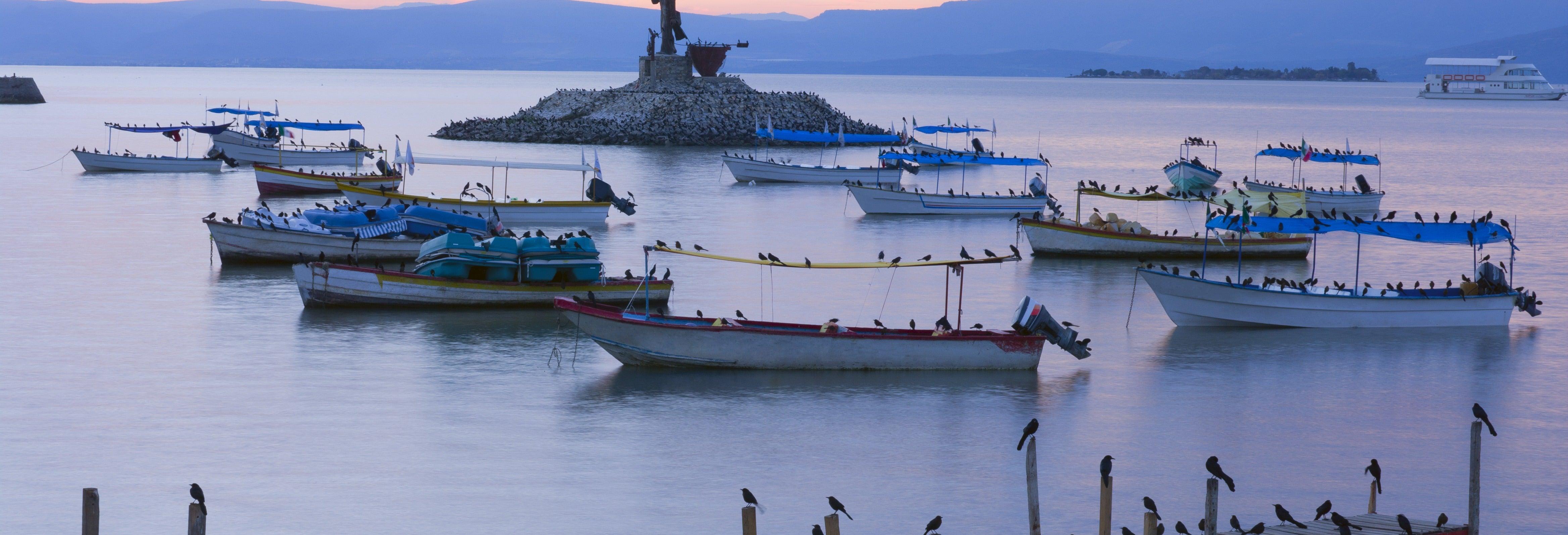 Excursión a Ajijic y el lago de Chapala