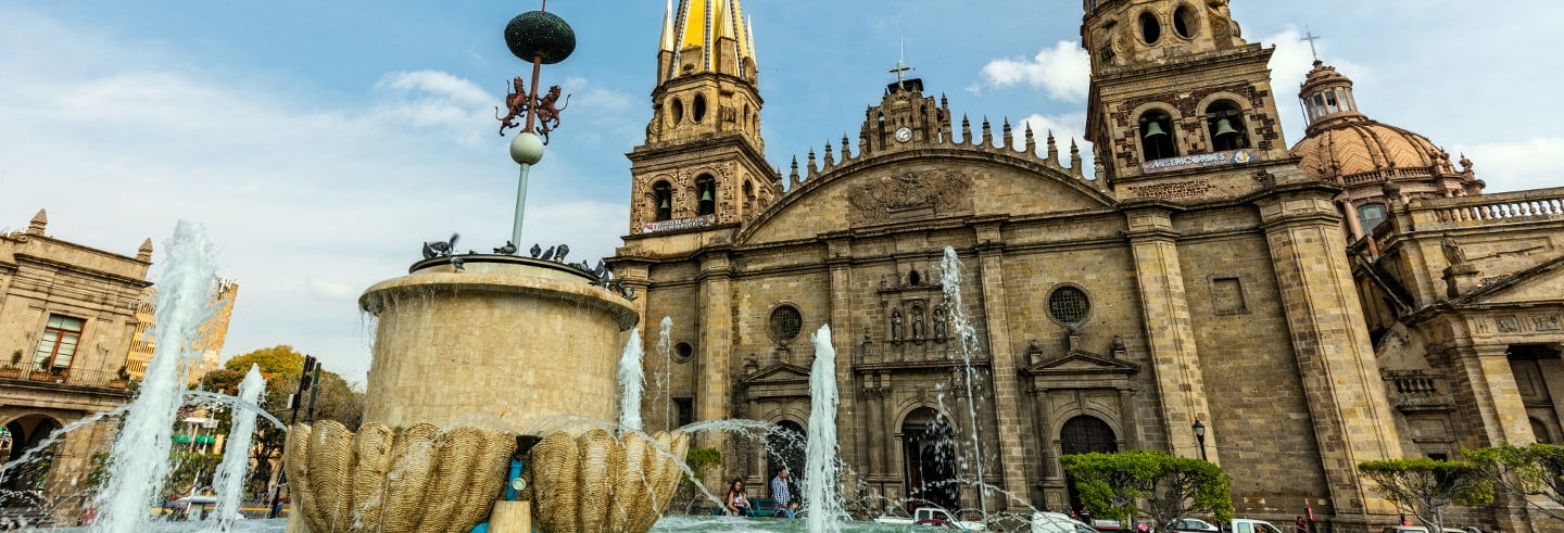 Free Walking Tour of Guadalajara