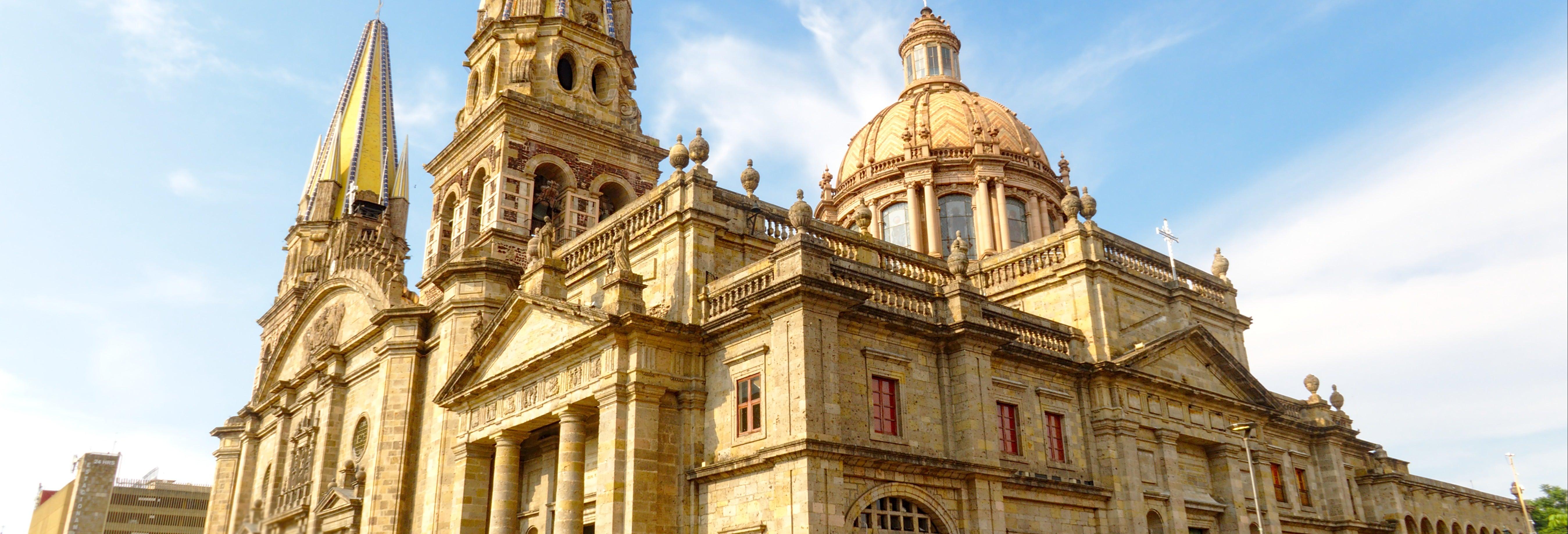 Tour privado por Guadalajara. Você escolhe!