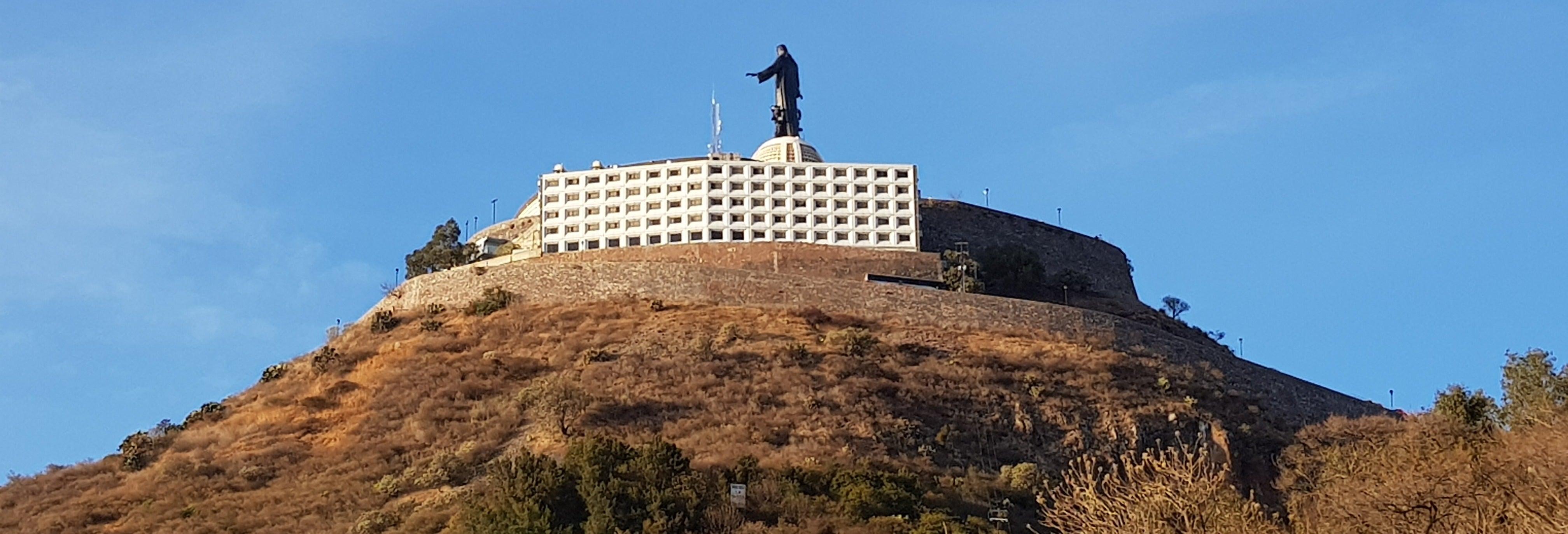 Excursión al Cerro del Cubilete y el monumento a Cristo Rey