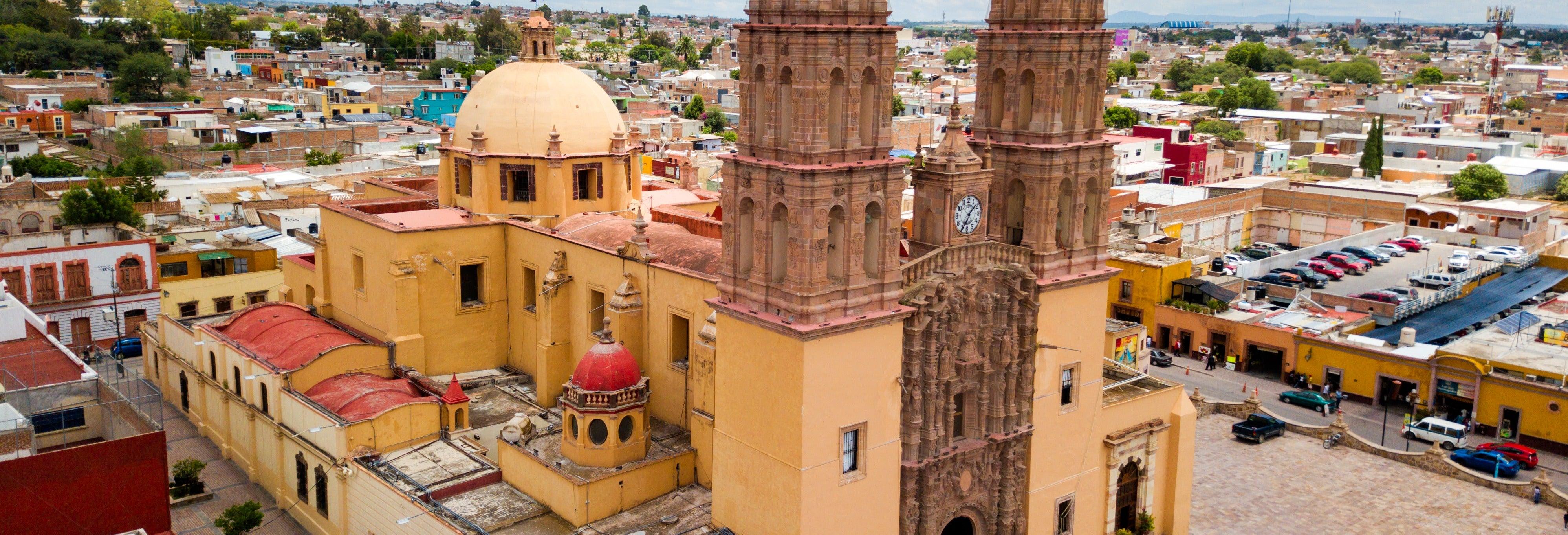 Excursión por los pueblos de la independencia mexicana