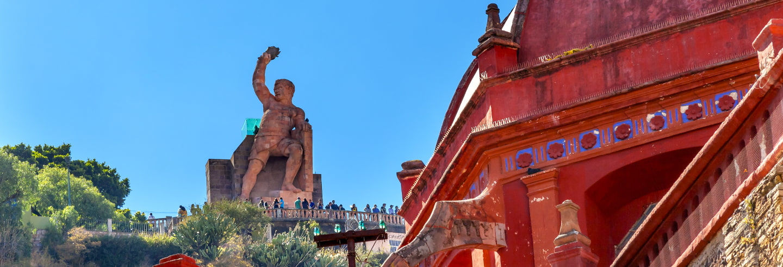 Visita guiada por Guanajuato