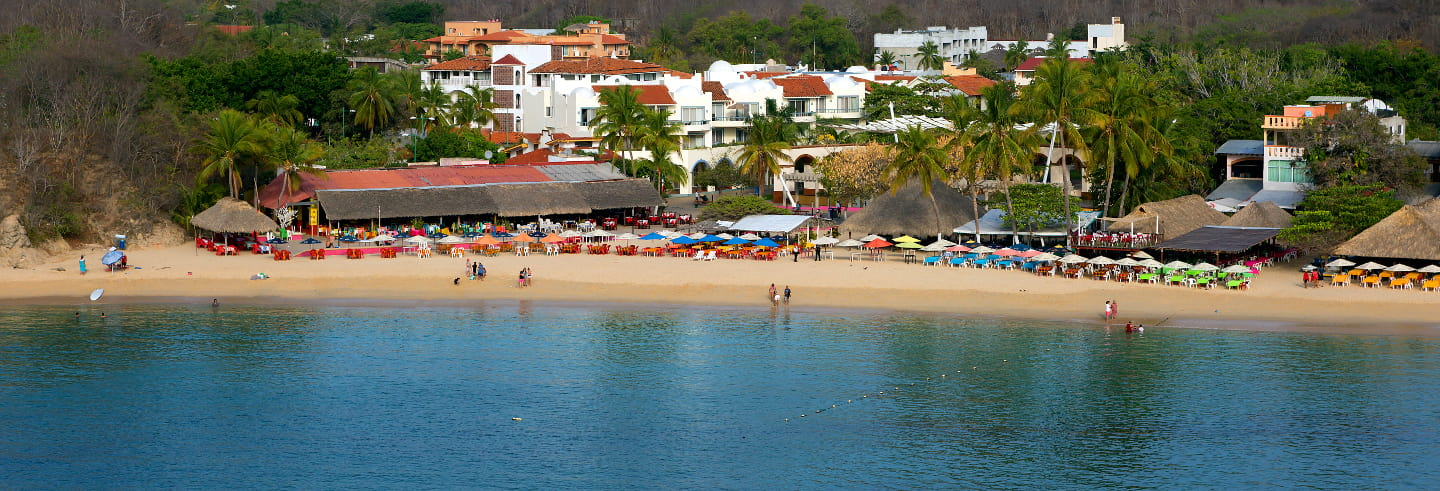 Guided Tour of Huatulco