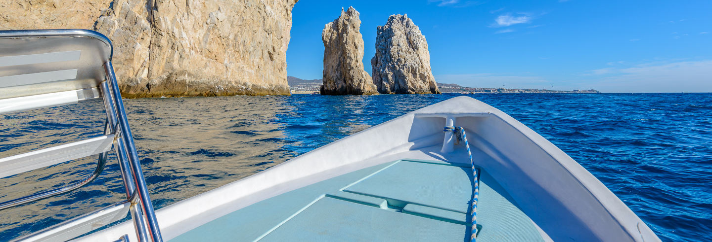 Glass Bottomed Boat Ride