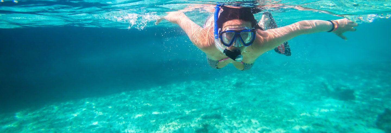 Snorkeling à Los Cabos