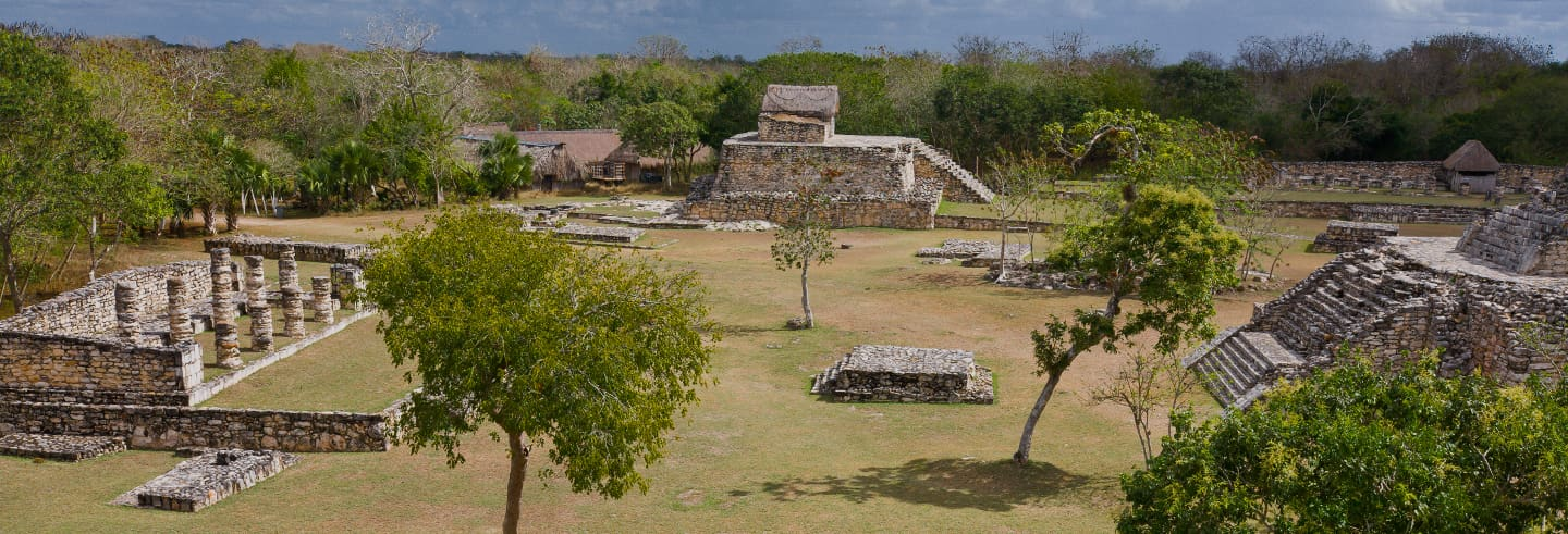 Excursión a Mayapán y cenote sagrado