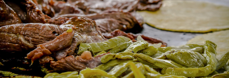 Tour dello street food a Oaxaca