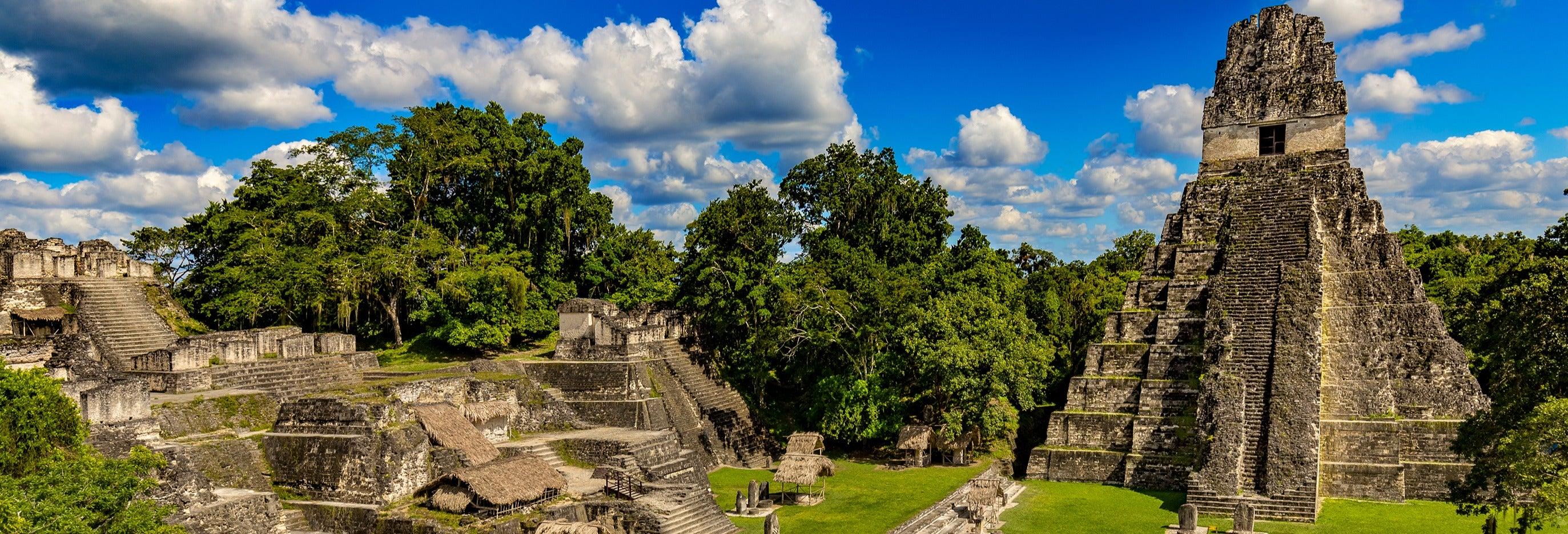 Excursión de 2 días a Tikal y El Remate