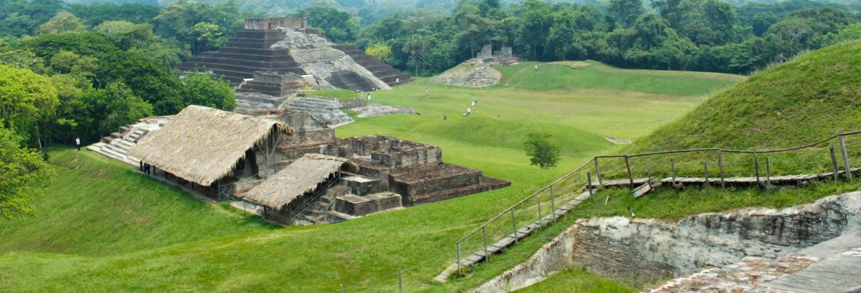 Excursión a Comalcalco