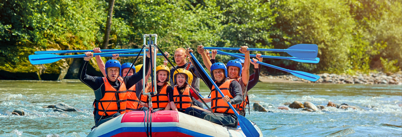 Rafting en el río Lacanjá