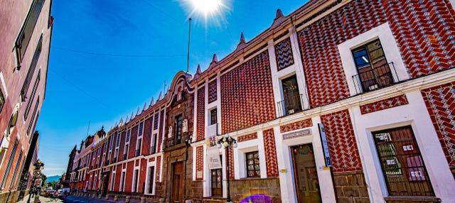 Tour panorámico en tranvía por Puebla