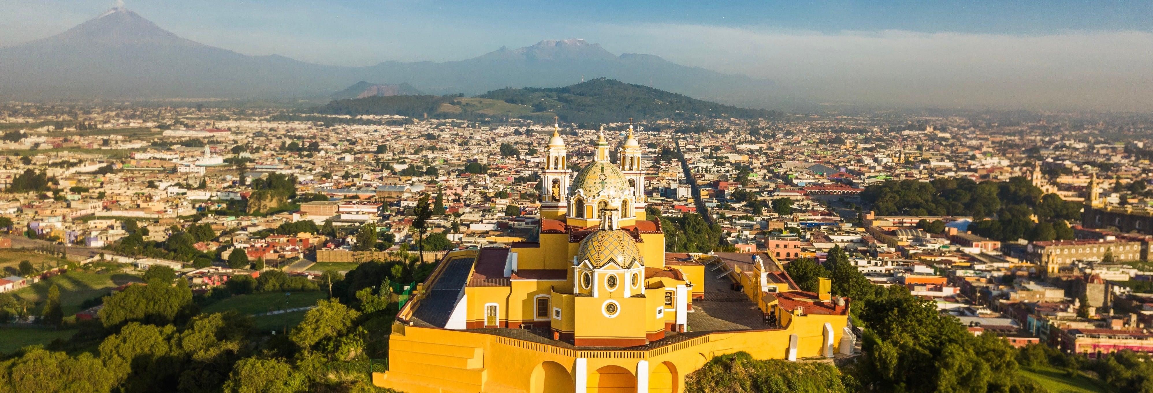Visita guiada por Puebla
