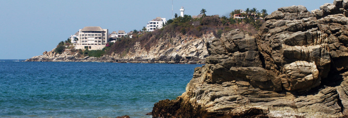 Guided Tour of Puerto Escondido