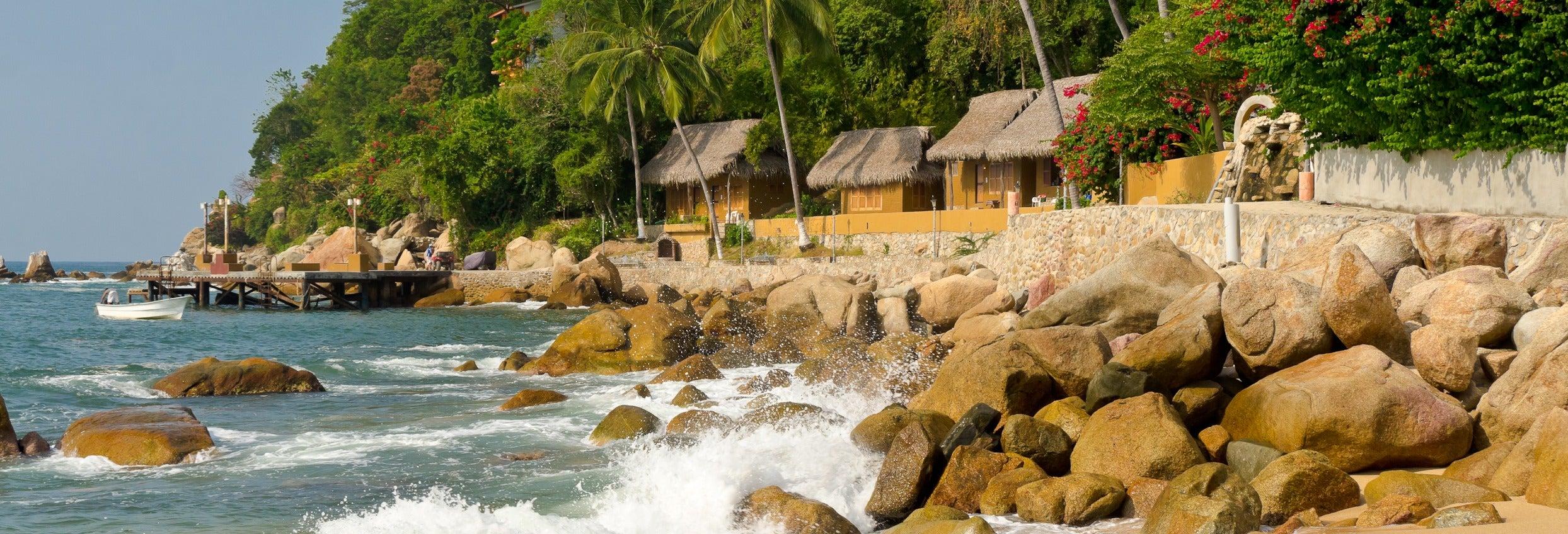 Excursão a Majahuitas e Yelapa