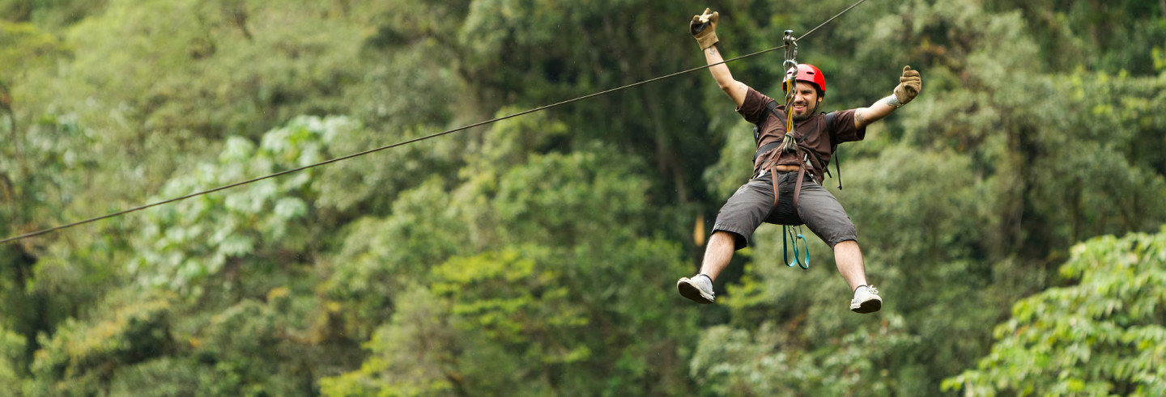 Jungle Zipline Adventure in Puerto Vallarta